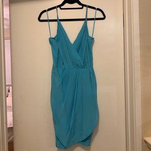 Yumi Kim Jayne Dress in Maui Blue